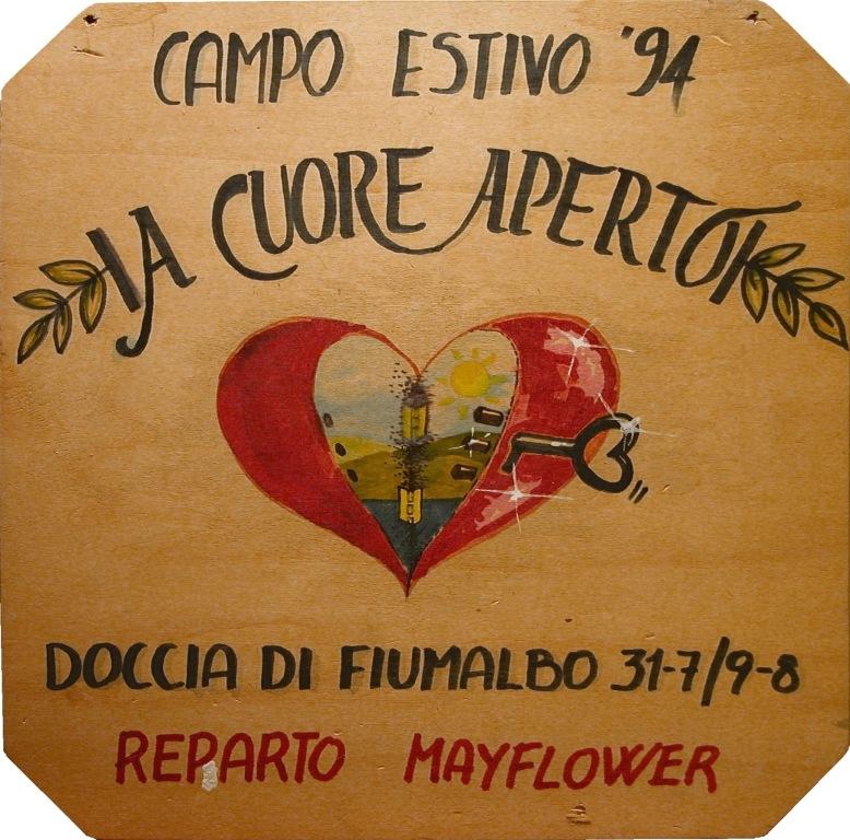 Estremamente Gruppo Scout Castelfranco Emilia 1 - Campi Estivi Reparto GB44